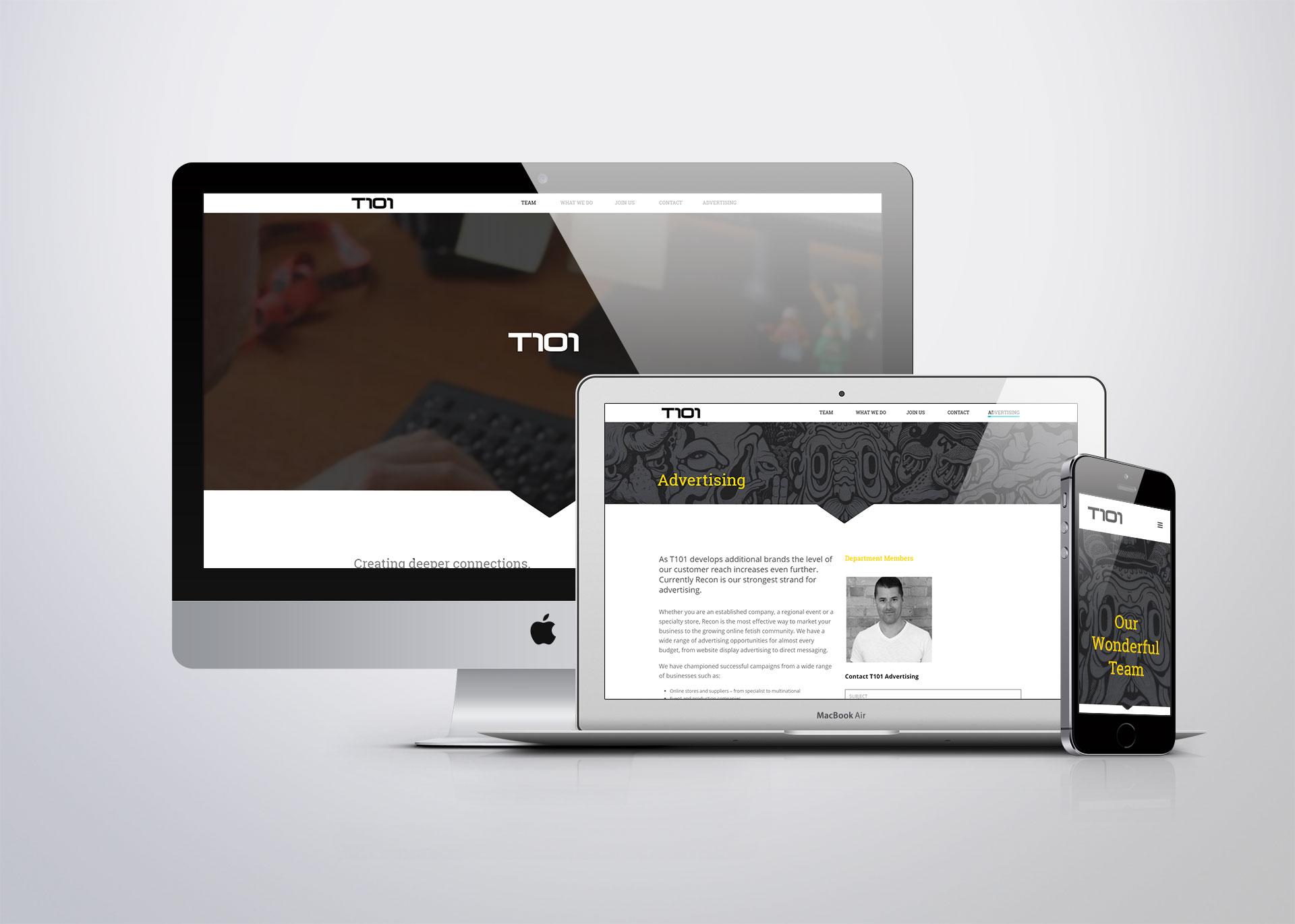 marketing to china - t101 mobile ipad dekstop